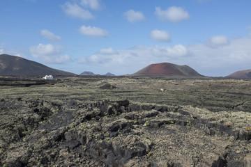 vulcani a lanzarote