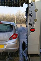 Lavage automatique véhicule