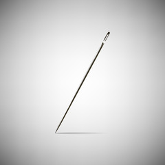 needle for sewing