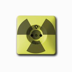 Sockel verwendet werden, um Strom aus Kernkraft erzeugen