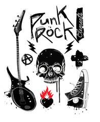 Punk Rock Elements