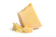 canvas print picture - parmesan cheese