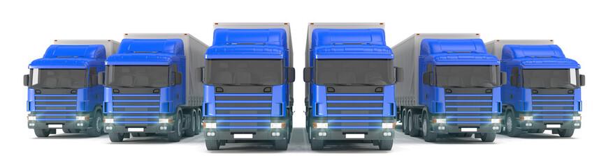 Truck - Blue - Shot 27