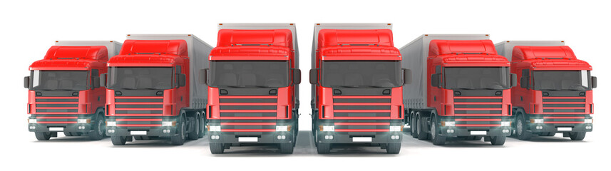 Truck - Red - Shot 26