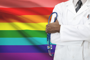 Healthcare - LGBT- Lesbian, gay, bisexual and transgender people