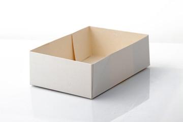 Boite en carton recyclé