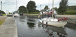 Caledonian canal with sailboats in Scotland - 77374480