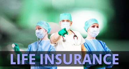 medical background life insurance