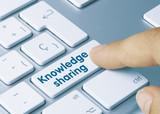 Fototapety Knowledge sharing