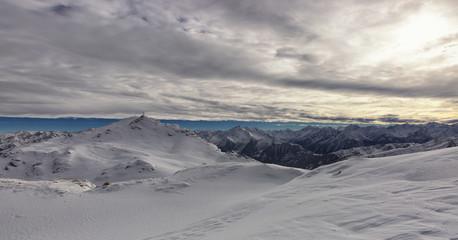 Summit panorama III