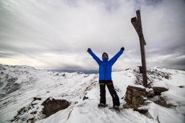 Summit victory
