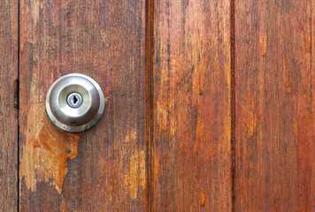 Doorknob background