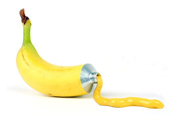 Bananen-Senf