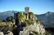 Castillo de Gaucín, provincia de Málaga, España