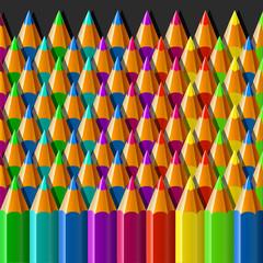 ColoredPencilsIllustration