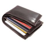 portefeuille et carte de crédit