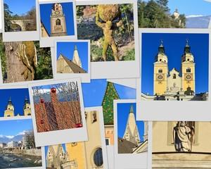 Collage Merano - Bressanone