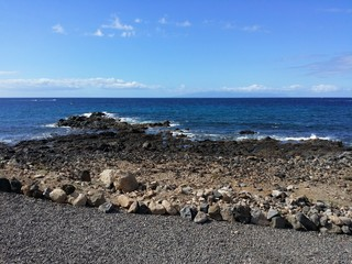 Landscape of the sea