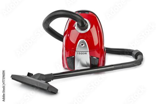 Leinwanddruck Bild Vacuum cleaner