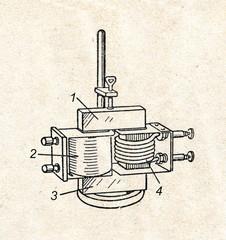 Experimental transformer
