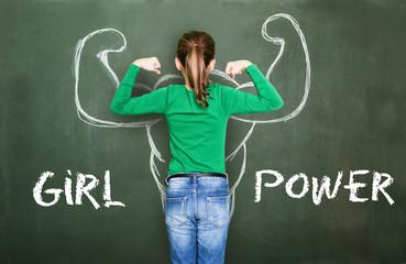 Girl Power Schule