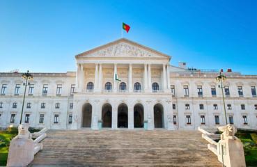 Portuguese Parliament building