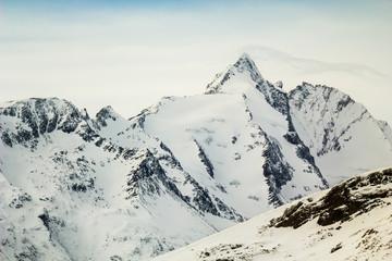Highest peak of Austria, Grossglockner (3,798 m)