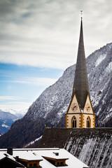Church of Heiligenblut (Austrian Alps)