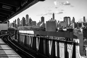 USA, New York State, New York City, Queens Plaza