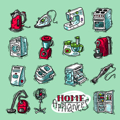 home appliahcesƒ