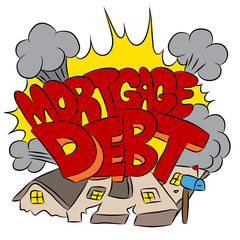 Crushing Mortgage Debt