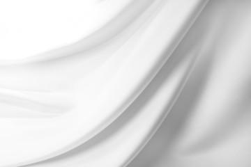 Silk fabric lines