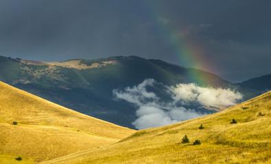 Rainbow @ Gran Sasso - Campo Imperatore - Abruzzi - Italy