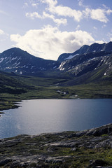 Norway, Picture of lake