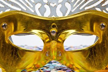Hidden Behind The Golden Mask