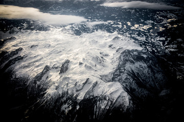 Austria, Innsbruck, Tyrol at Winter