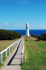 Australia, Victoria State, Great Ocean Road, Cape Otway Lighthouse
