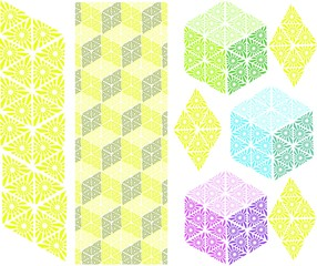 Triange Pattern Vector