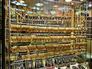 Oman, Muscat, Jewelry store