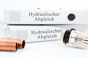 Hydraulischer Abgleich