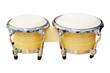 Latin percussion, Bongos isolated - 77411220