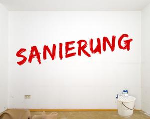 Sanierung