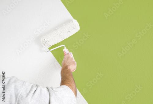 Wände streichen - 77413057