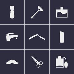 Shaving Icons