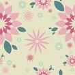 """Pattern sand """"Flower"""""""