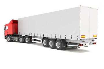 Truck - Red - Shot 02