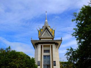 Cambodia, Choeung Ek Genocide Center