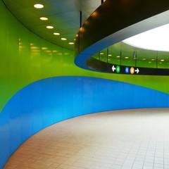 USA, New York State, New York City, Subway