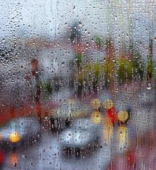 Traffic through window