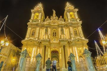 Assumption Church in Gudja, Malta